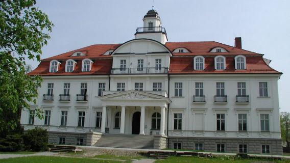 Schloss Genshagen bei Berlin - Tagungsort des ersten KMM Führungsforums