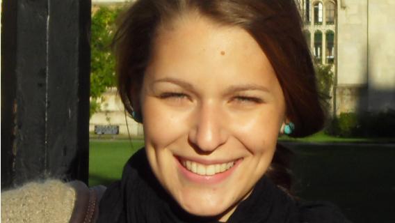 Julia Scheiderer, Foto: privat