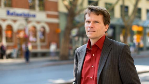 Prof. Dr. Hartmut Rosa © juergen-bauer.com